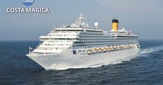 Španělsko, Martinik, Guadeloupe, Dominikánská republika z Barcelony na lodi Costa Magica