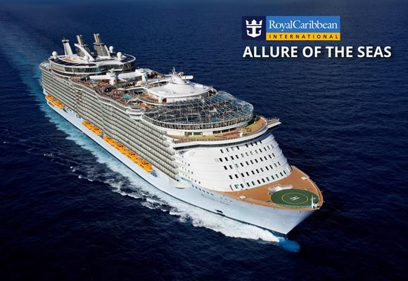 USA, Honduras, Mexiko z Galvestonu na lodi Allure of the Seas ****+