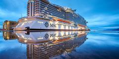 Španělsko, Itálie, Francie z Barcelony na lodi MSC Seaside