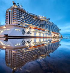 Itálie, Francie, Španělsko z Neapole na lodi MSC Seaside