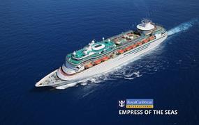 USA - Východní pobřeží, Zámořské území Velké Británie z Cape Liberty na lodi Empress of the Seas