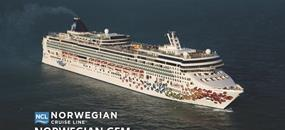 USA - Východní pobřeží, Zámořské území Velké Británie z Bostonu na lodi Norwegian Gem