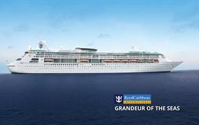 USA - Východní pobřeží, USA, Svatý Martin, Svatá Lucie, Barbados, Svatý Kryštof a Nevis z Baltimoru na lodi Grandeur of the Seas