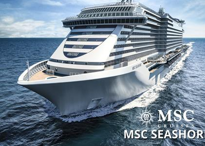 Itálie, Malta, Španělsko, Francie z Messiny na lodi MSC Seashore