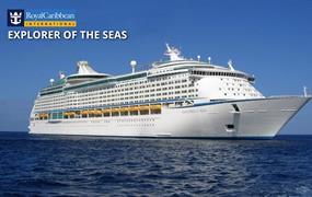 USA, Mexiko z Galvestonu na lodi Explorer of the Seas