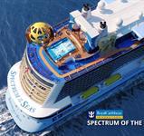 Japonsko, Čína na lodi Spectrum of the Seas *****