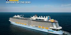 USA, Kajmanské ostrovy, Aruba, Curacao z Ford Lauderdale na lodi Odyssey of the Seas