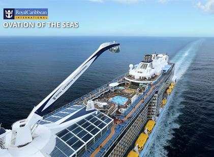 Austrálie, Nová Kaledonie, Vanuatská republika ze Sydney na lodi Ovation of the seas