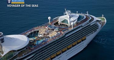 Singapur, Malajsie ze Singapuru na lodi Voyager of the Seas