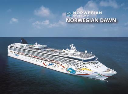 USA, Kajmanské ostrovy, Aruba, Bonaire, Svatá Lucie, Antigua a Barbuda, USA - Východní pobřeží z Tampy na lodi Norwegian Dawn