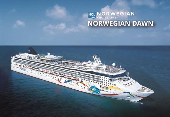 Dánsko, Německo, Polsko, Litva, Lotyšsko, Finsko, Rusko, Estonsko, Švédsko z Kodaně na lodi Norwegian Dawn ****