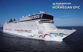 USA, Curacao, Aruba, Svatá Lucie, Svatý Kryštof a Nevis ze San Juanu na lodi Norwegian Epic
