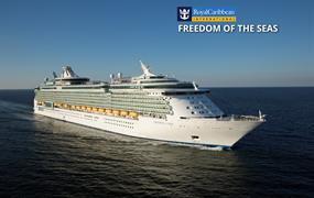 USA, Aruba, Curacao, Bonaire, Svatý Martin ze San Juanu na lodi Freedom of the Seas