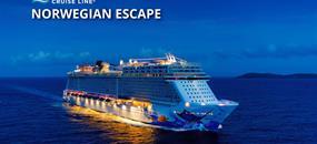 Dánsko, Německo z Kodaně na lodi Norwegian Escape