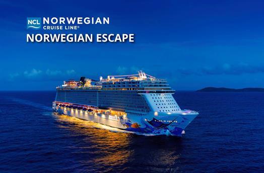 USA, Mexiko, Kajmanské ostrovy, Jamajka, Bahamy z Port Canaveralu na lodi Norwegian Escape ****+
