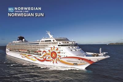 Thajsko, Singapur, Vietnam, Čína z Laem Chabangu na lodi Norwegian Sun ****