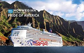 USA z Honolulu na lodi Pride of America