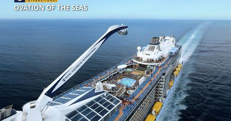 Austrálie, Nový Zéland ze Sydney na lodi Ovation of the seas
