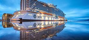 USA, Bahamy z Port Canaveralu na lodi MSC Seaside