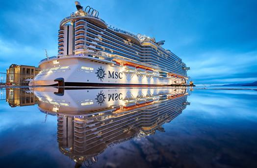 USA, Bahamy z Port Canaveralu na lodi MSC Seaside ****