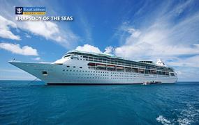 Itálie, Černá Hora, Řecko, Slovinsko z Ravenny na lodi Rhapsody of the Seas