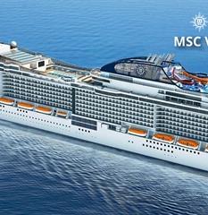 Dánsko, Velká Británie, Španělsko, Portugalsko z Kodaně na lodi MSC Virtuosa
