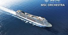 Jihoafrická republika z Durbanu na lodi MSC Orchestra