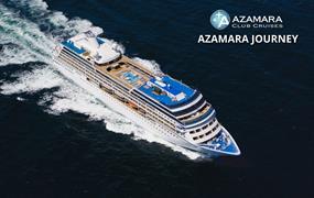 Itálie, Černá Hora, Chorvatsko z Civitavecchia na lodi Azamara Journey