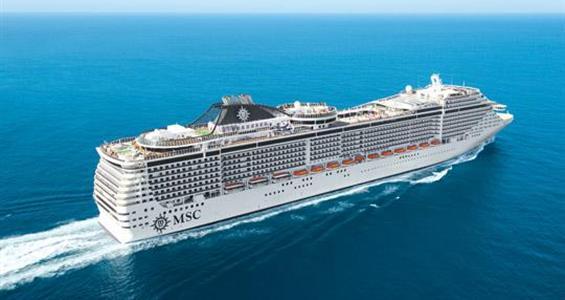 USA, Bahamy, Mexiko z Port Canaveralu na lodi MSC Divina