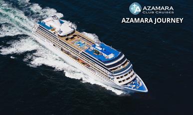 Řecko, Malta, Itálie, Španělsko, Velká Británie, Portugalsko z Pireu na lodi Azamara Journey *****