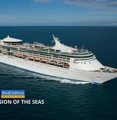 USA, Svatý Kryštof a Nevis, Svatý Martin ze San Juanu na lodi Vision of the Seas