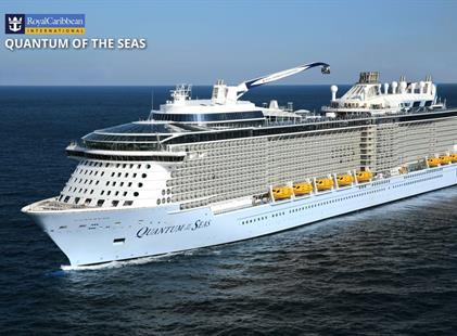 Austrálie z Brisbane na lodi Quantum of the Seas