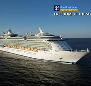 USA, Bahamy z Miami na lodi Freedom of the Seas