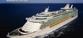 USA, Mexiko z Port Canaveralu na lodi Mariner of the Seas