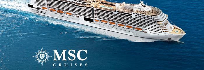 USA, Bahamy, Mexiko z Port Canaveralu na lodi MSC Meraviglia