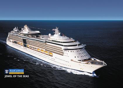 Nizozemsko, Norsko z Amsterdamu na lodi Jewel of the Seas