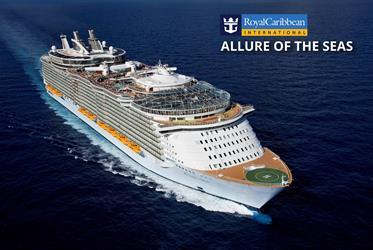 Itálie, Španělsko z Civitavecchia na lodi Allure of the Seas