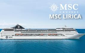 Itálie, Chorvatsko, Řecko z Benátek na lodi MSC Lirica