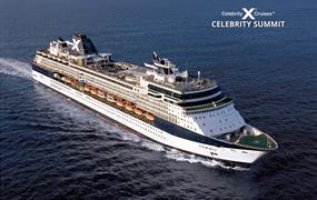 USA, Svatý Martin, USA - Východní pobřeží ze San Juanu na lodi Celebrity Summit