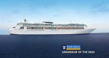 USA, Mexiko z Galvestonu na lodi Grandeur of the Seas