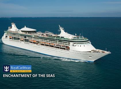 USA - Východní pobřeží, Kanada z Baltimoru na lodi Enchantment of the Seas