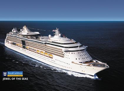 USA, Haiti, Svatý Martin, Bahamy z Port Canaveralu na lodi Jewel of the Seas