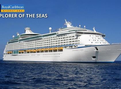 USA, Jamajka, Haiti z Miami na lodi Explorer of the Seas