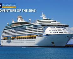 Bahamy, Mexiko z Nassau na lodi Adventure of the Seas ****+