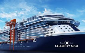 Řecko, Izrael z Pireu na lodi Celebrity Apex