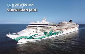 Řecko z Pireu na lodi Norwegian Jade