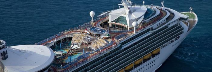 USA, Mexiko na lodi Navigator of the Seas