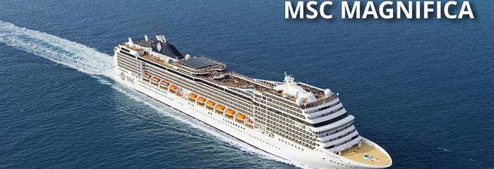 Řecko, Chorvatsko, Itálie z Pireu na lodi MSC Magnifica