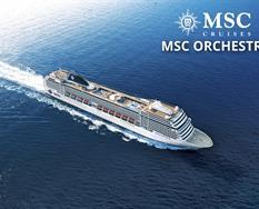 Itálie, Řecko, Chorvatsko z Bari na lodi MSC Orchestra ****