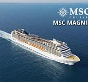 Velká Británie, Nizozemsko ze Southamptonu na lodi MSC Magnifica